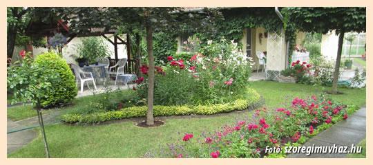 Virágos Szőregért – legszebb belső udvar  Szőregi Rózsaünnep, a fesztivál™ 2018